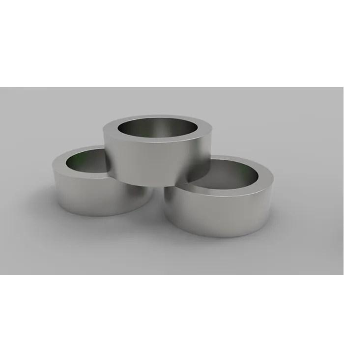 Sintered Neodymium Multipole Radial Magnets
