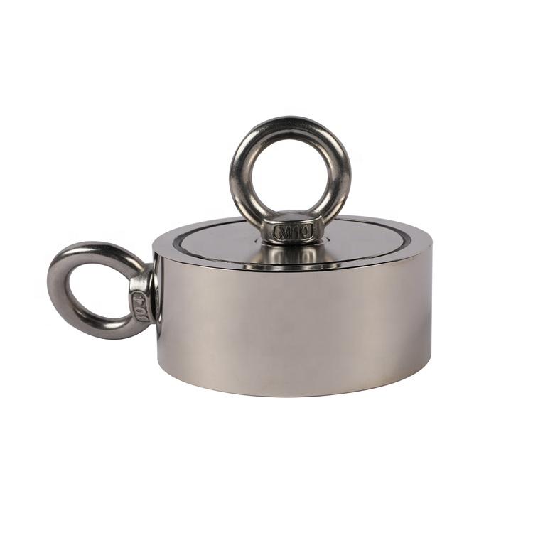 300KG Double-Way Fishing Neodymium Search Magnet