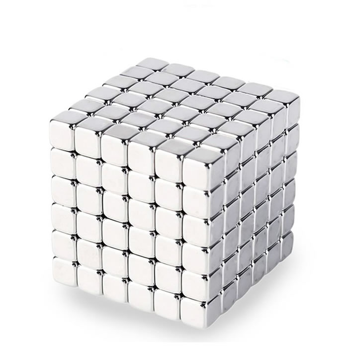 5MM 216 Pieces Magnetic Cubes Sculpture Magnet Building Blocks