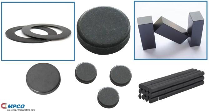 Parylene Coated Magnets