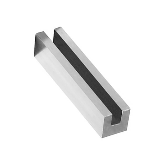 Rectangle Cast Grade 5 Channel Alnico Magnet
