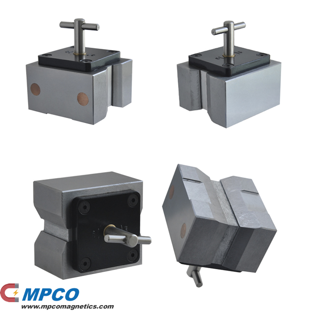 Switchable Welding Magnets
