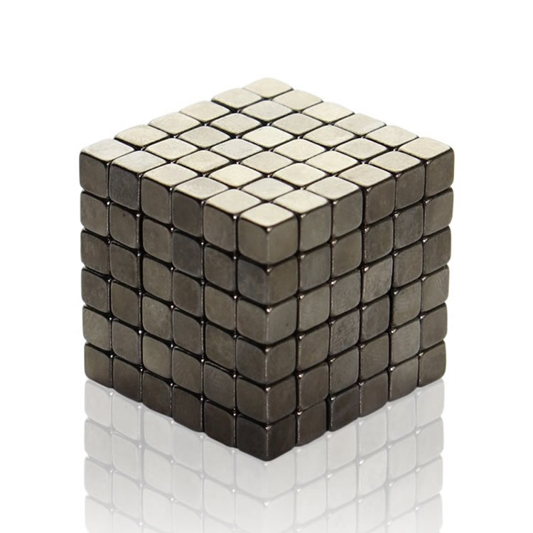 216pcs 5mm Black Ni Cybercube Neocube
