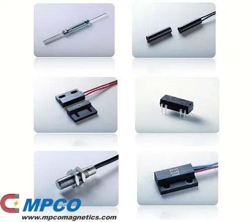 Reed Sensors