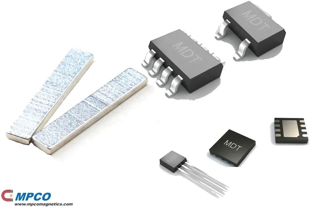 Strong TMR Sensor Magnets