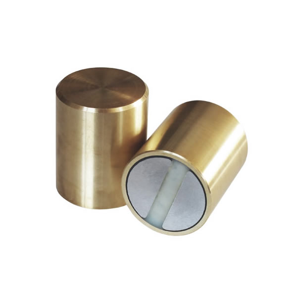 Neodymium Bi-Pole Deep Pot Magnets