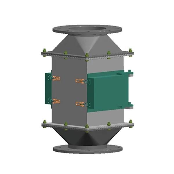 Plate House Magnet Separator