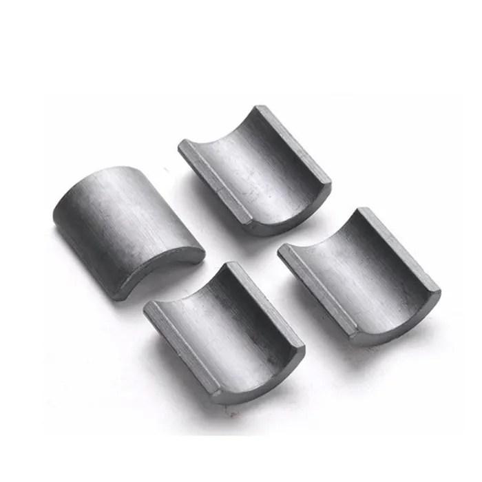 Cheap Ferrite Permanent Magnets Segment Tile