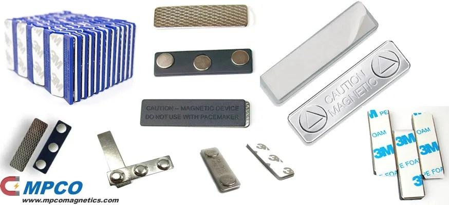 Custom Magnet Name Badges