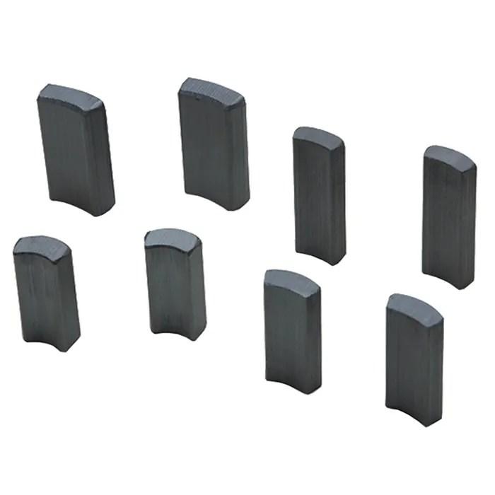 Low Price Ferrite Arc Magnets Y30