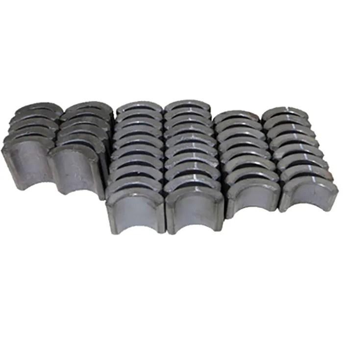 Small Motor Sintering Ferrite Arc Magnets