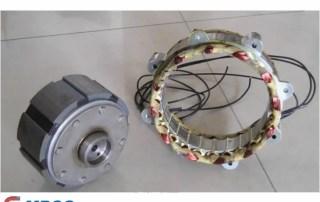 Ferrite Arc Magnet For Car Aircondtioner