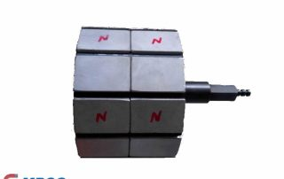 Magnetic Rotor Assembly For Pumps