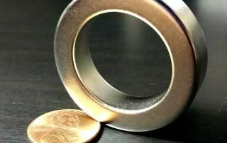 Neodymium N52 Ring Magnet