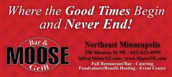 Moose Banner