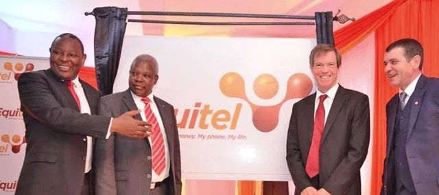 Equitel rates and charges
