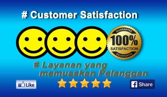 Layanan Kepuasan Pelanggan