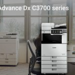 Canon meluncurkan IRADVANCE DX C3700 series