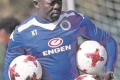 SuperSport United Head Coach, Kaitano Tembo