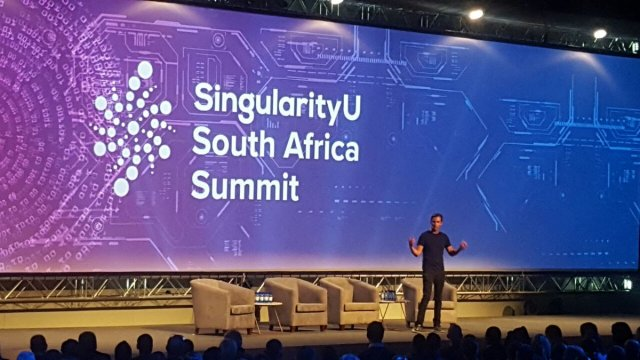 Africa and some of the world's foremost innovators in technology and finance will converge in Cape Town, South Africa next week at the SingularityU Conference