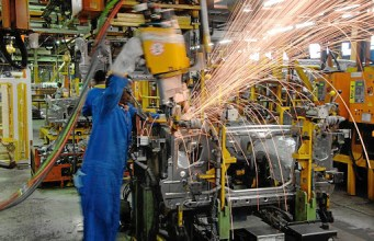 Ford Silverton manufacturing plant, Pretoria, South Africa