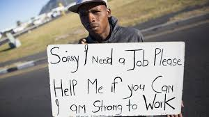Unemployment in South Africa, file photo
