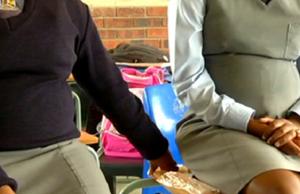 Teenage pregnancy in South Africa. Photo, SABC