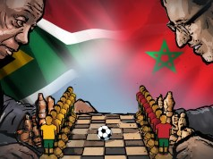 Morocco-South-Africa rivalry intensifies