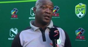 Bloemfontein Head Coach, Lehlohonolo Seema