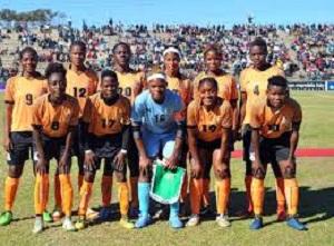 Zambia women football team