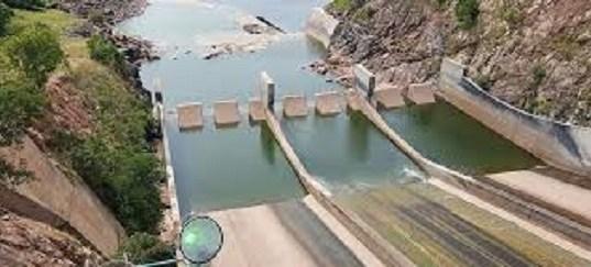 Itezhi-Tezhi Dam, Zambia