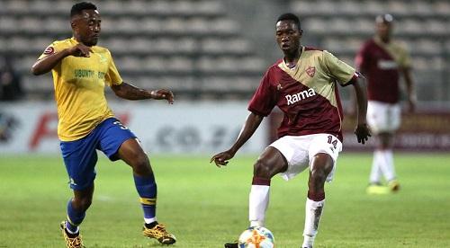 Ally Msengi, Stellenbosch Football Club and Tanzanian international