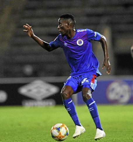 SuperSport United and Ugandan international midfielder, Moses Waiswa