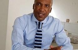 Business Connexion (BCX) Managing Executive of Sales, Mr. Nkosi Kumalo