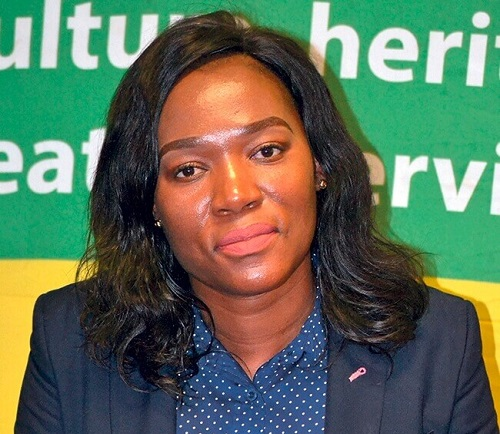 Limpopo Provincial Member of the Executive Committee (MEC) for Sport, Arts and Culture, Thandi Moraka