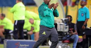 Mamelodi Sundowns head coach, Pitso Mosimane