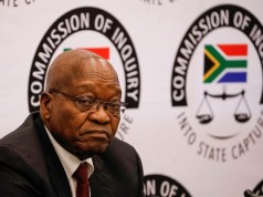 Former South African President, Jacob Zuma
