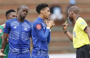 Maritzburg United players