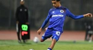 SuperSport United defender, Keenan Phillips