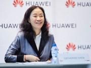 Huawei Senior Vice President, Chen Lifang