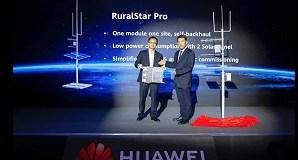 Huawei launch Ruralstar Pro