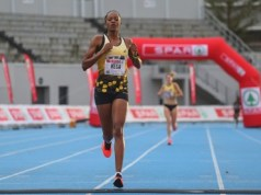 South Africa's Kesa Molotsane of club Murray & Roberts is still in contention for the accolade