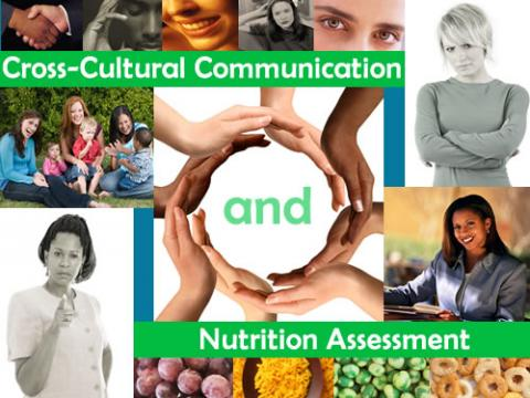 Cross-Cultural Communication and Nutrition Assessment Image