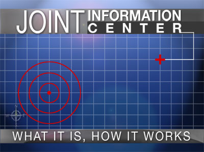 Joint Information Center - How Does It Work Image