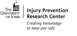 logo for the Injury Prevention Research Center