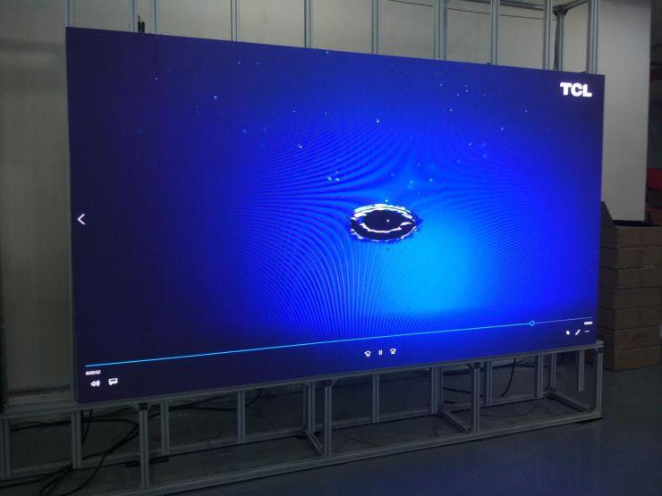 price led screen
