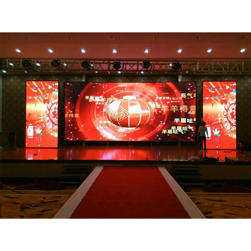 Different LED Wall Screen Display Indoor Devices