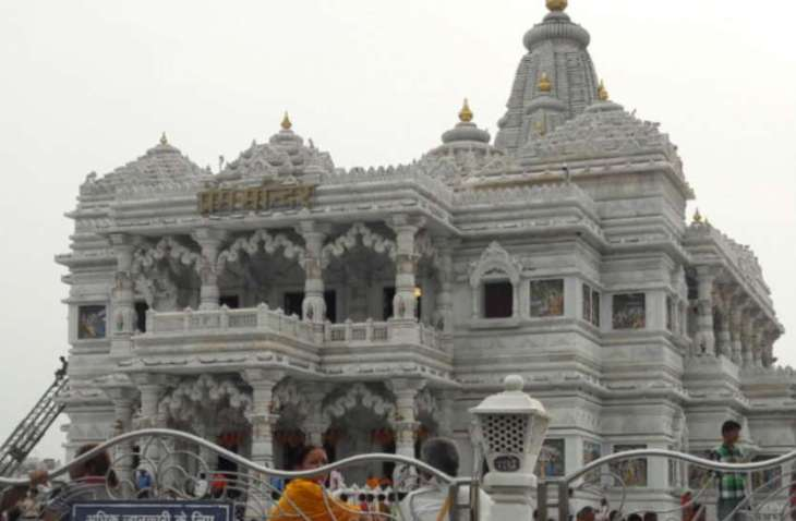 bomb-threat-to-prem-mandir-of-vrindavan-mathura-mplive