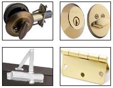 Products Door Locks, Door Closer and Hinge