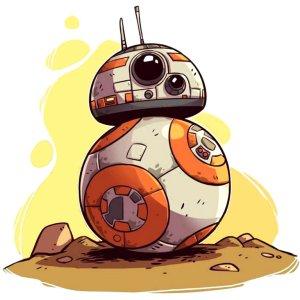 Star Wars BB8 Παιδικό